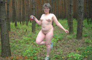 Mawada topless escorts in DeForest